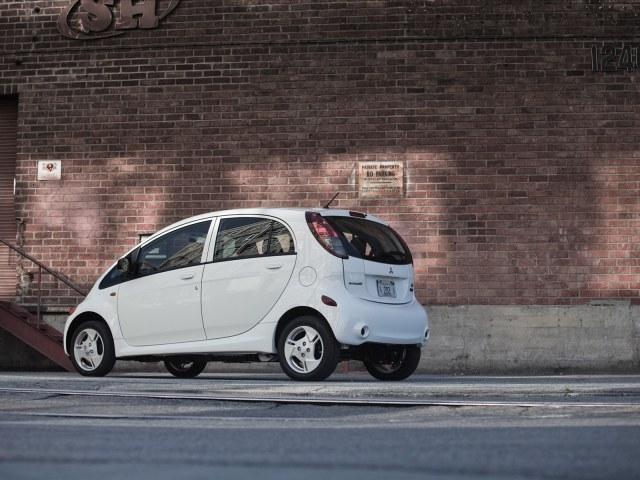 2011 Mitsubishi I Miev USA