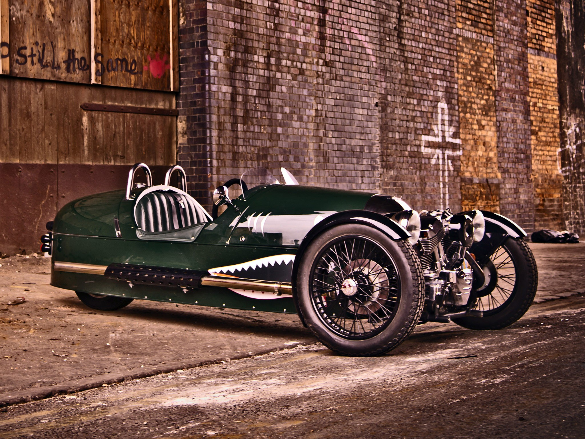 Morgan 3 Wheeler (2011)