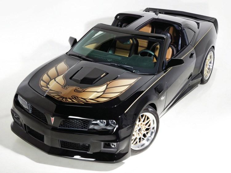 2011 Pontiac Trans AM Hurst Concept