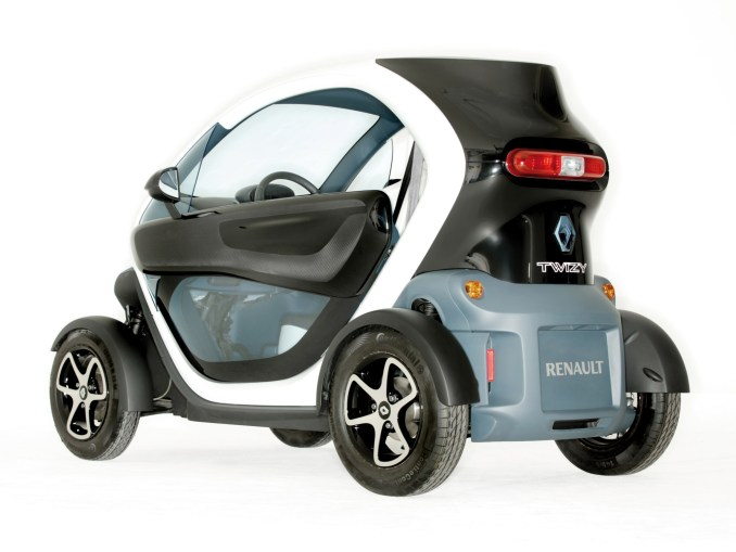2011 Renault Twizy Z.E