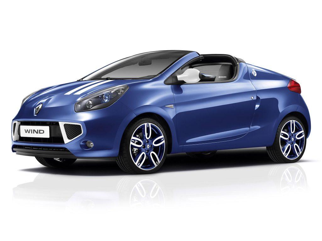 2011 Renault Wind Gordini