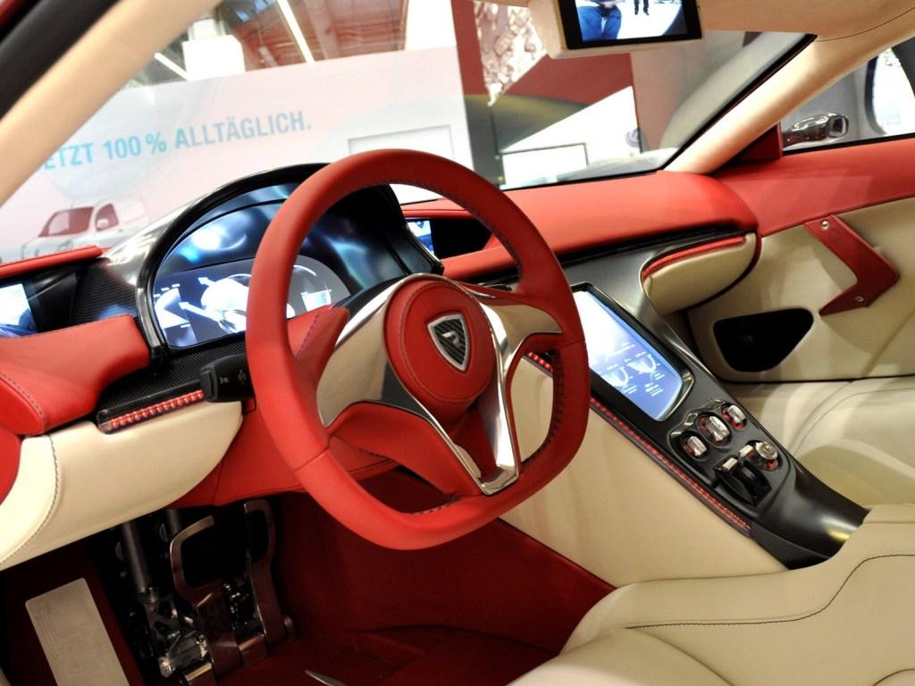 2011 Rimac Concept One électrique
