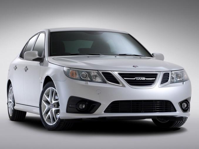 2011 Saab 9-3 Sedan Griffin