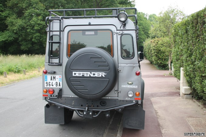 2012 Land Rover Defender