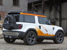 2012 Land Rover DC100 Expedition Concept