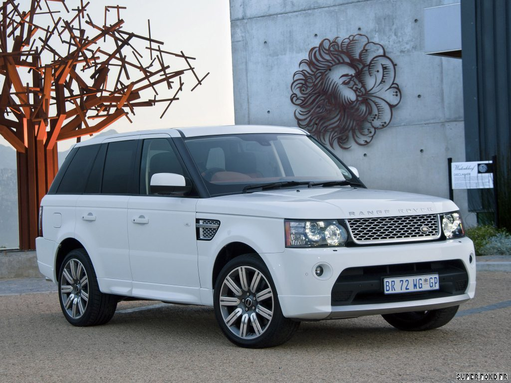 2012 Land Rover Range Rover Sport Autobiography
