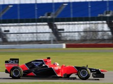 2012 Marussia F1 MR01