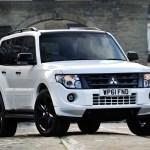 2012 Mitsubishi Shogun Black Edition