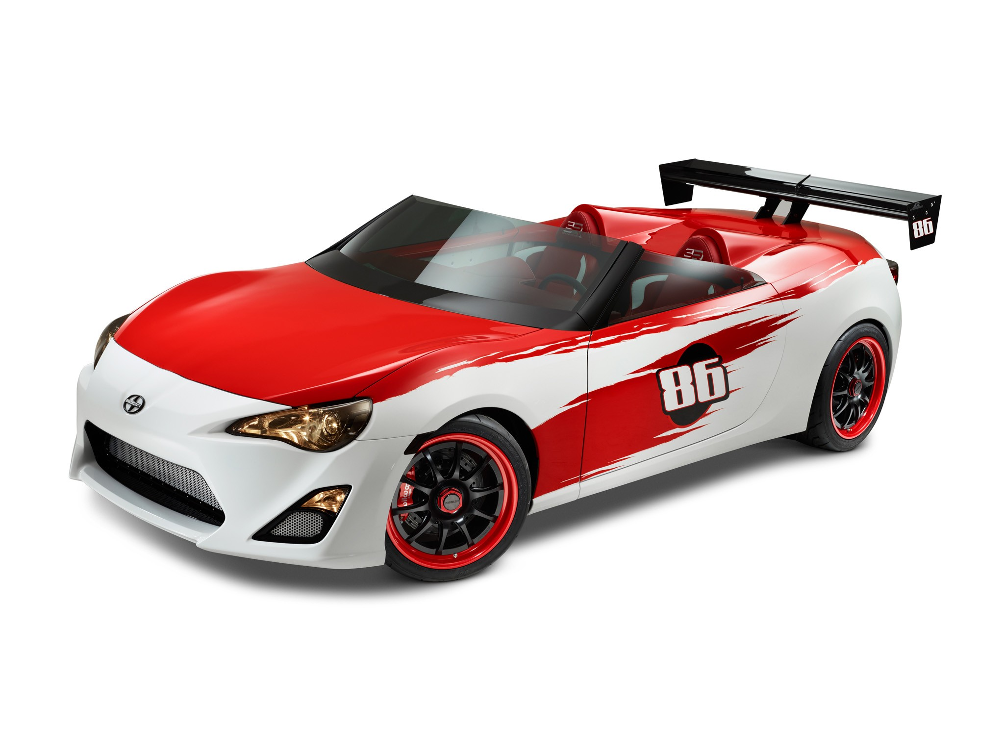 2012 Scion FR-S Speedster Concept by Cartel Customs