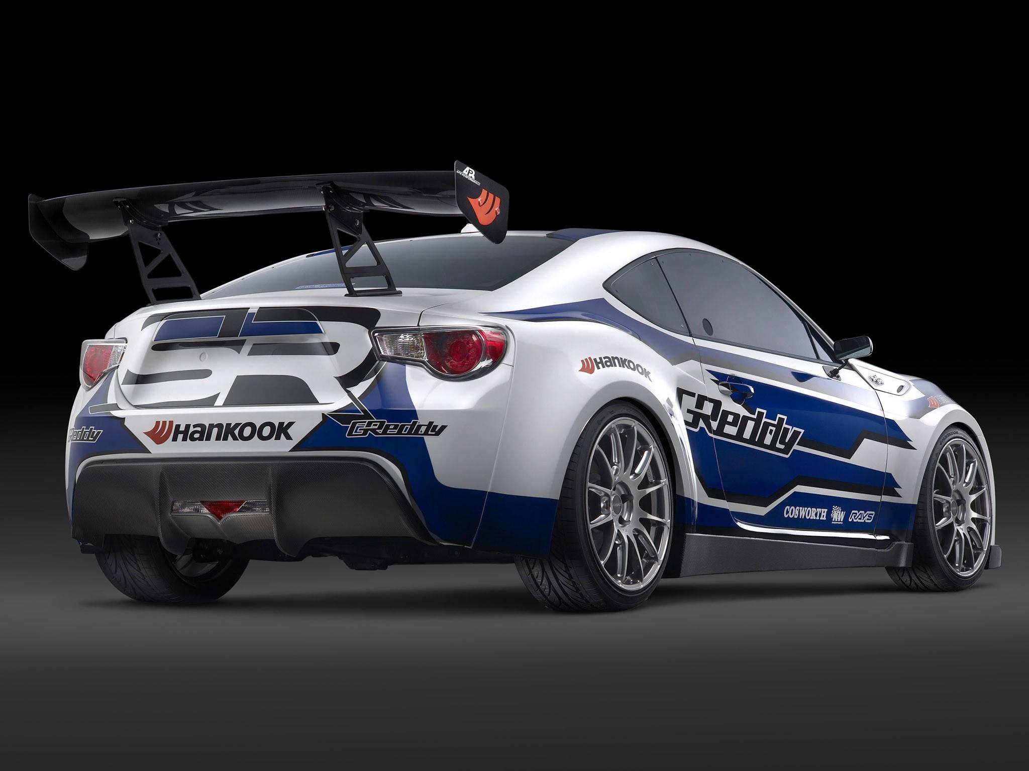 2012 Scion FR-S Race car