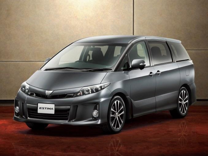 2012 Toyota Estima Aeras