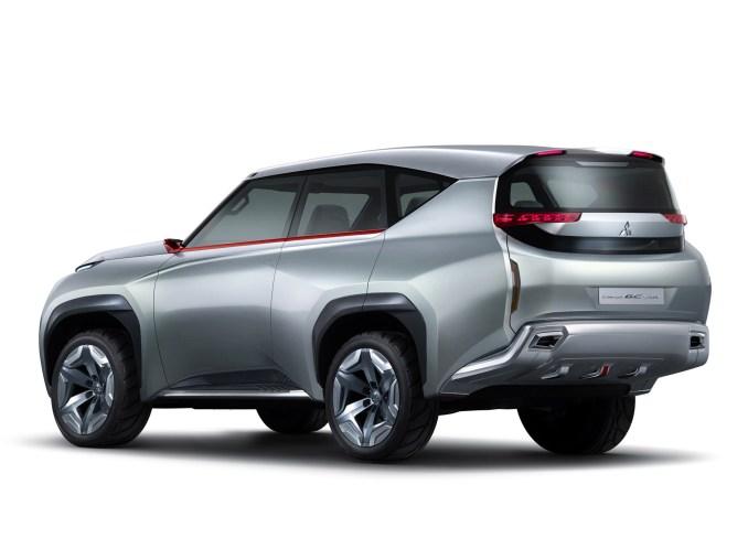 2013 Mitsubishi Concept GC Phev