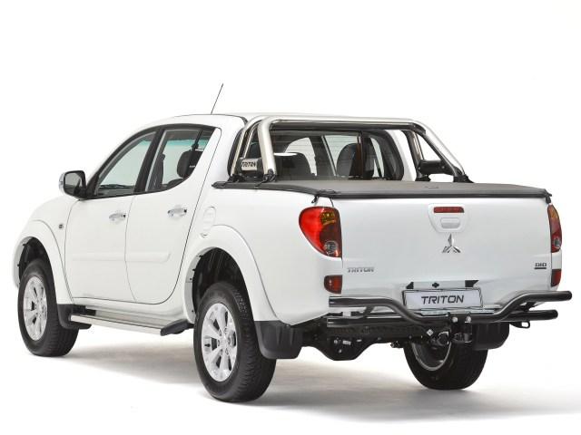 2013 Mitsubishi Triton Double Cab South Africa
