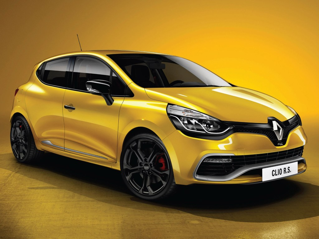 2013 Renault Clio RS200