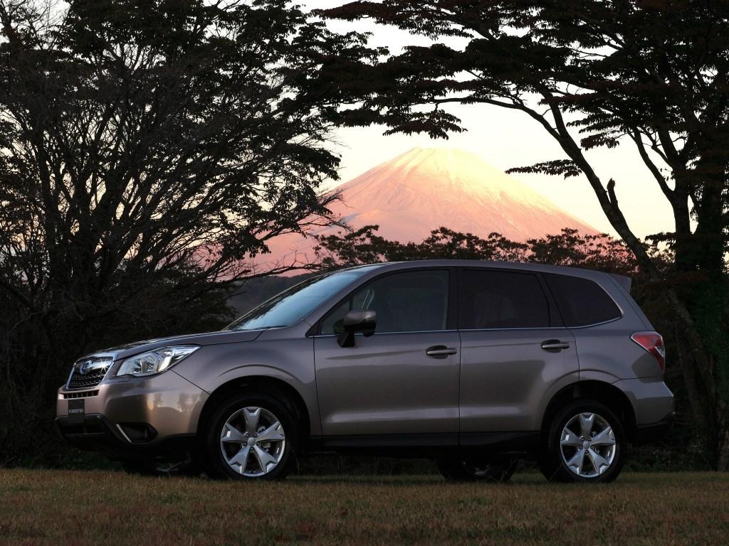 2013 Subaru Forester 2.0i Japan