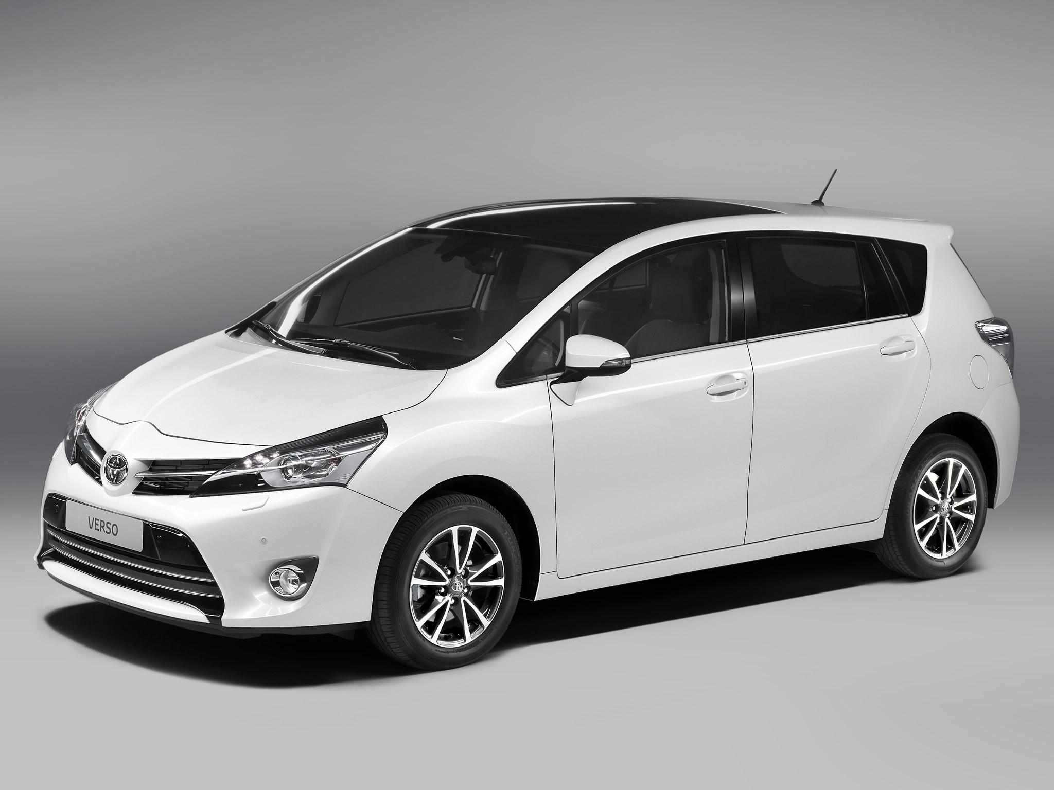 2013 Toyota Verso