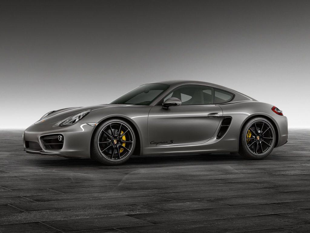 2014 Porsche Cayman S Exclusive 981c