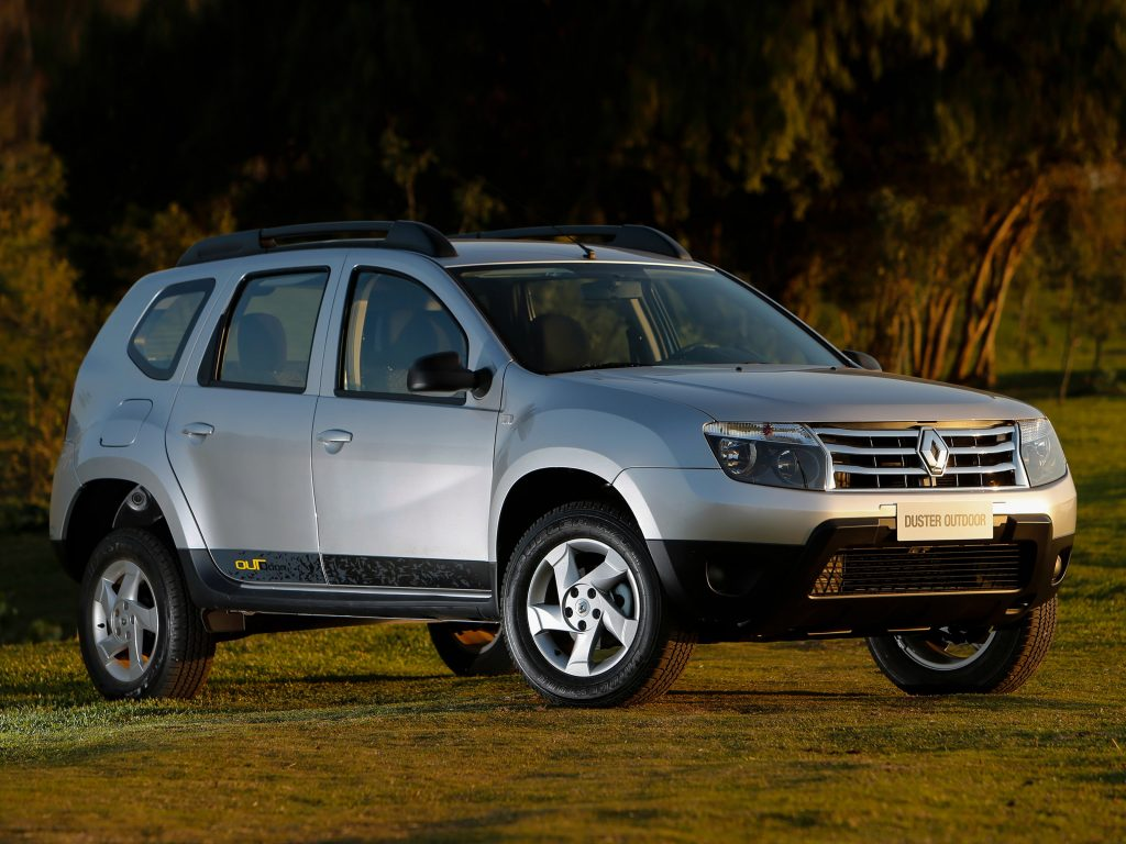 2014 Renault Duster Outdoor Brazil