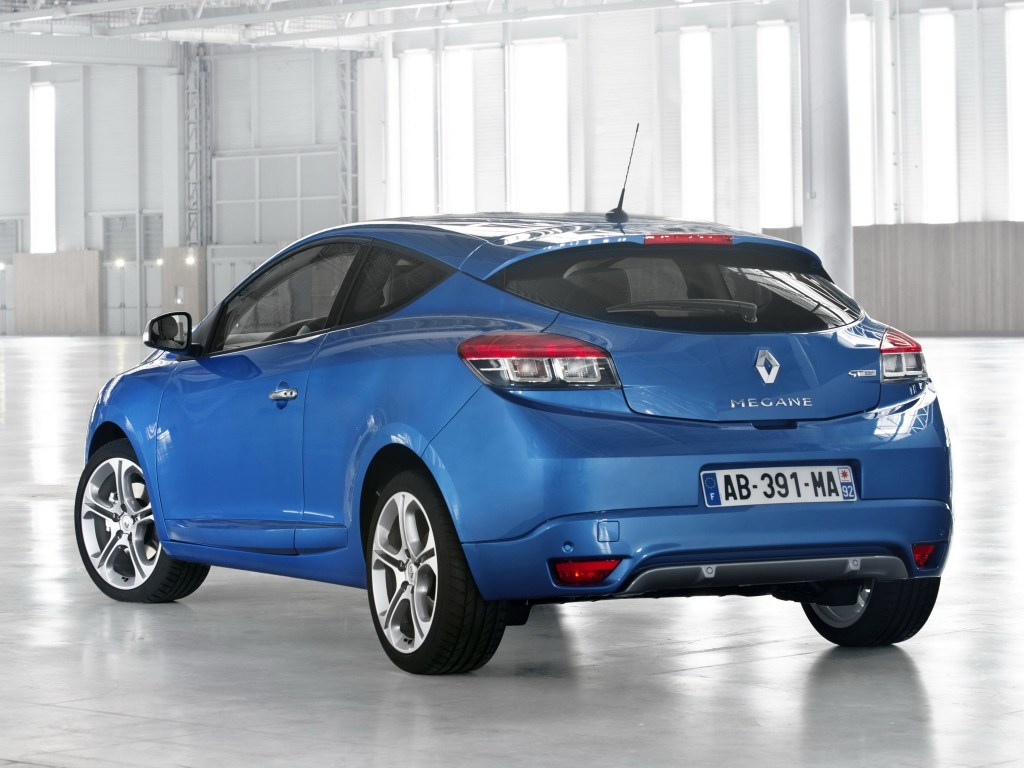 2014 Renault Megane GT Coupe