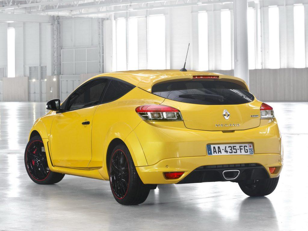 2014 Renault Megane RS 265