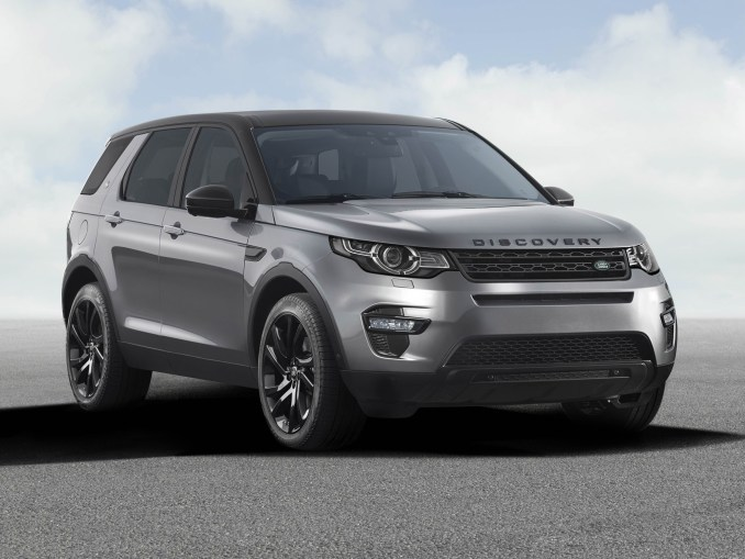 2015 Land Rover Discovery Sport HSE Luxury Black Pack l550