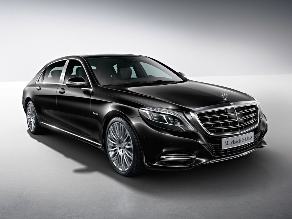 2015 Mercedes Maybach S500 4matic X222
