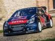 2015 Peugeot 208 Rally Car