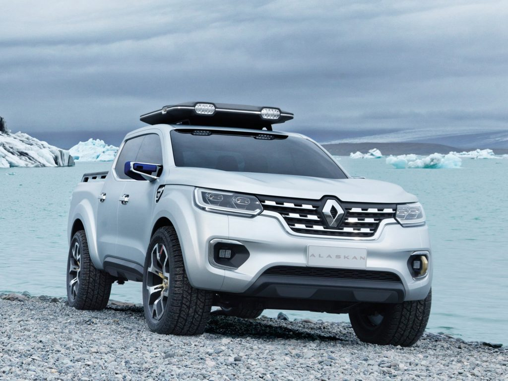 2015 Renault Alaskan Pick-up Concept