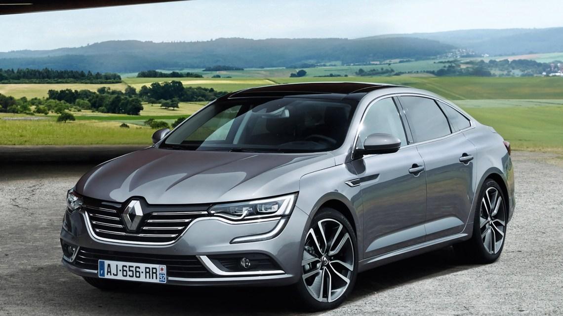 Renault Talisman 2015 –  Elle joue la carte du luxe a la Française.