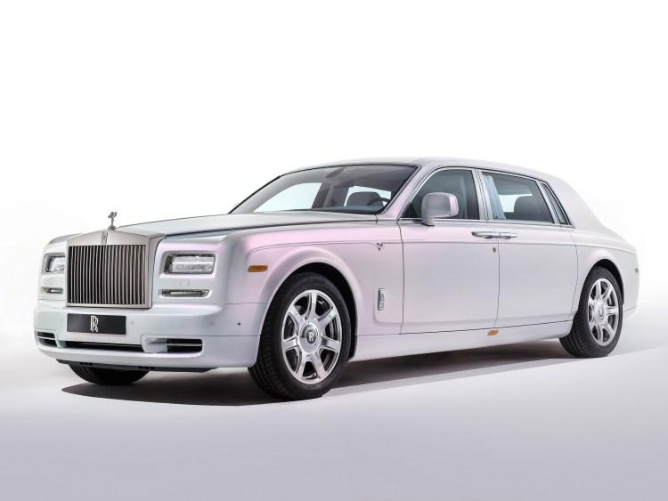2015 Rolls Royce Phantom Serenity