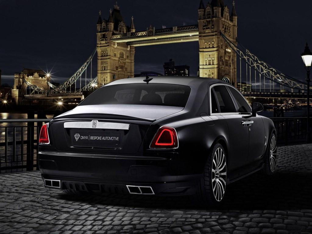 2015 Rolls Royce Silver Ghost by Onyx