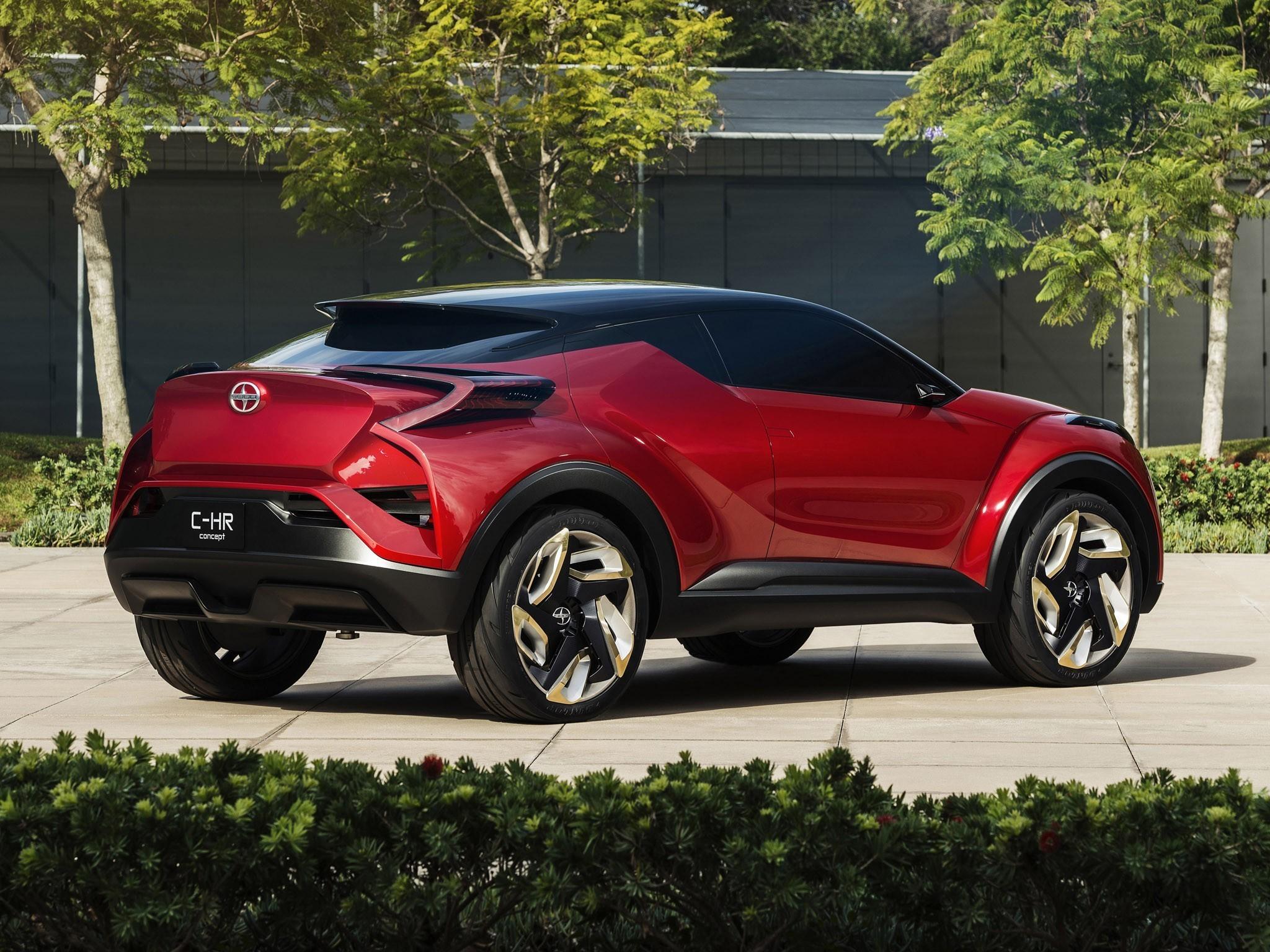 2015 Scion C-HR Concept