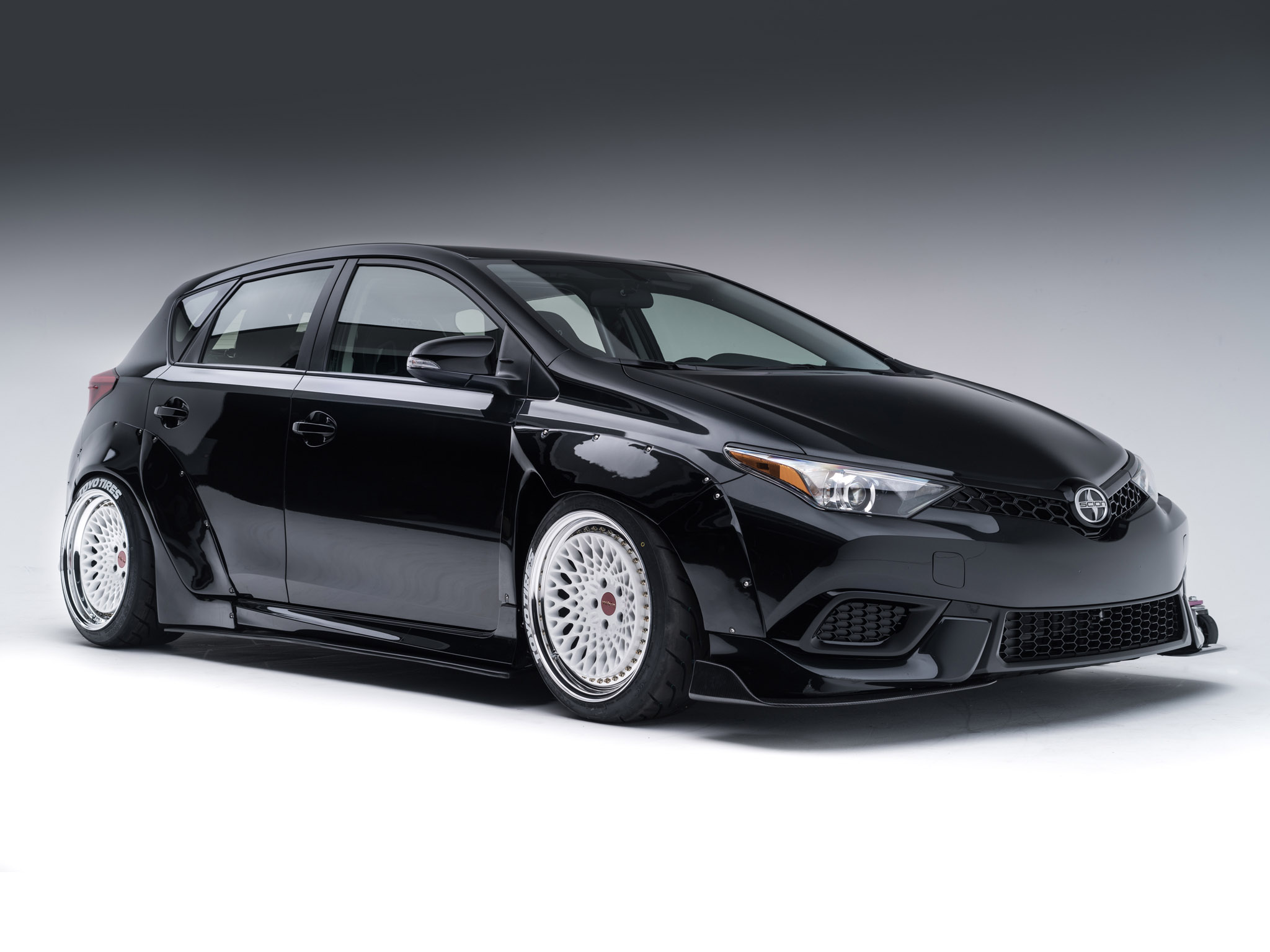 2015 Scion IM by Crooks and Castles