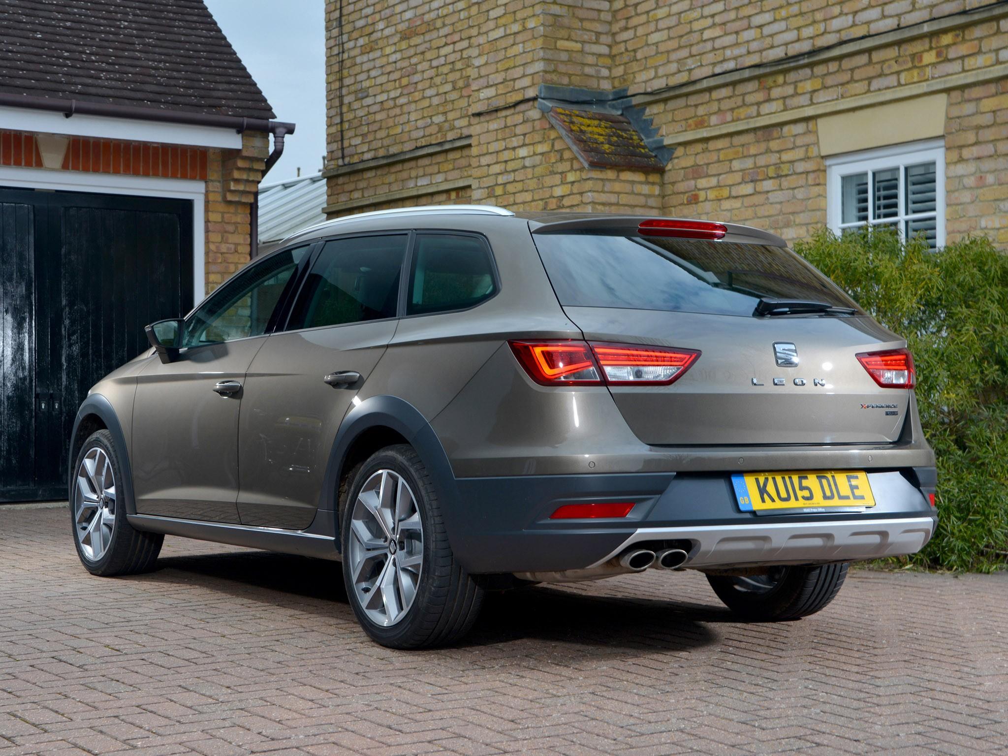2015 Seat Leon X-Perience 4drive UK