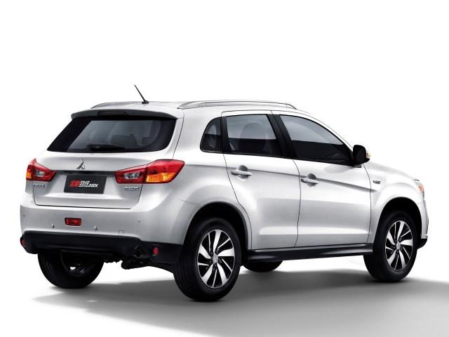 2016 Mitsubishi ASX Chine