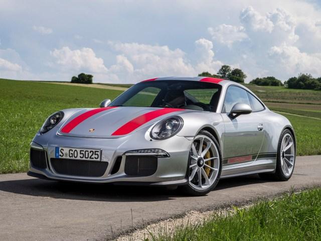 2016 Porsche 911 R 991