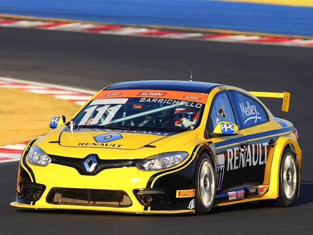 2016 Renault Fluence GT - Copa Petrobras De Marcas