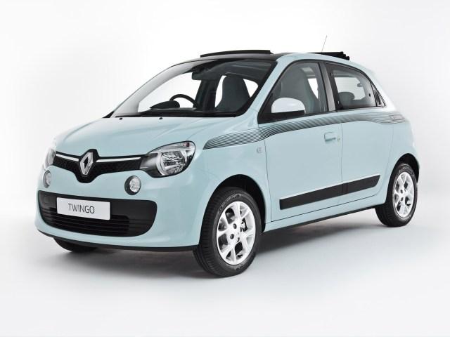 2016 Renault Twingo The Color Run