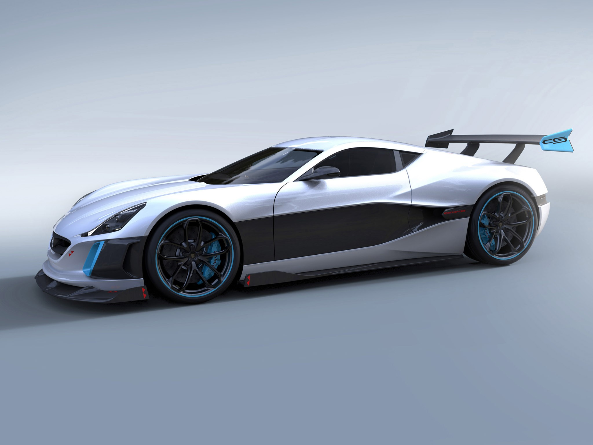 Rimac Concept S 2016 - La super-car électrique