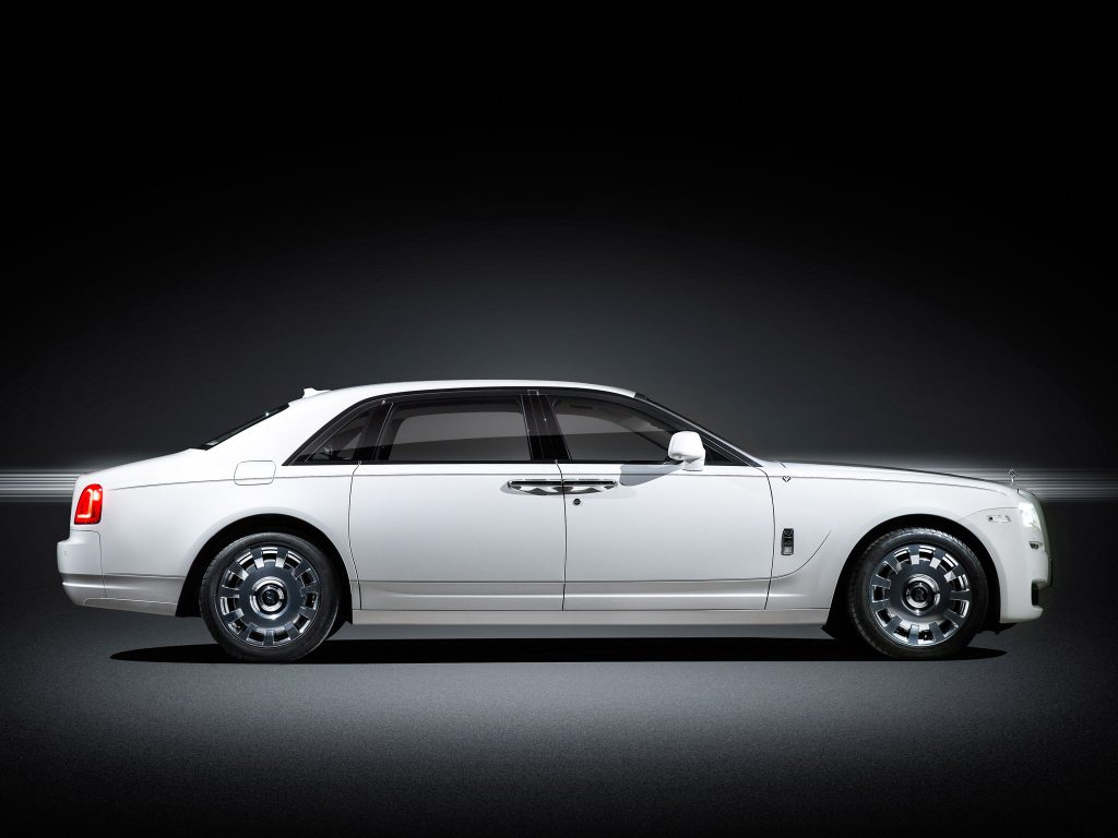 2016 Rolls Royce Ghost Eternal Love