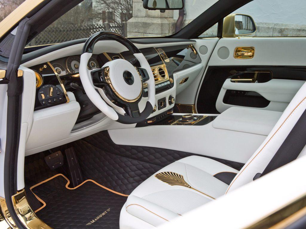 2016 Rolls Royce Wraith Palm Edition 999 - Mansory
