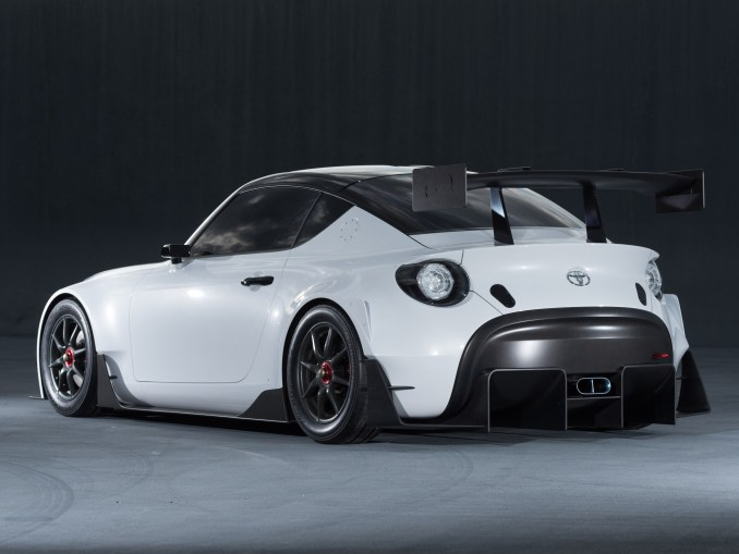 2016 Scion S-FR Racing Concept