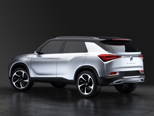 2016 SsangYong Siv 2 Concept