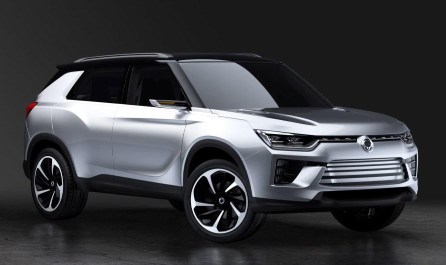 Ssangyong SIV2 Hybride Concept Mild-Hybrid – Info,Photos et désignation