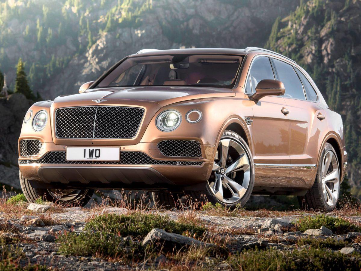 Bentley Bentayga 2016 [02]