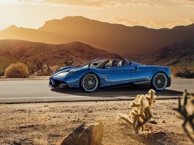 Pagani Huayra Roadster 2017 [01]