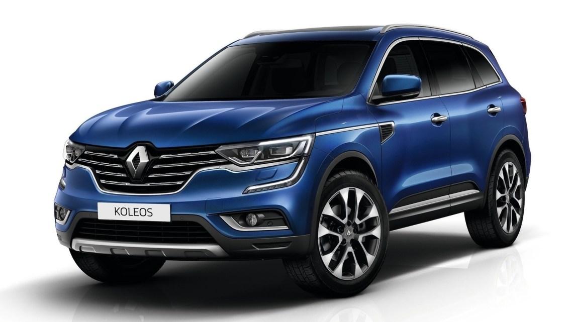 Renault Koleos 2017: Nouveau modèle qui fait partie des grands SUV.