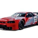 1999–2003 Super GT - Nissan Skyline GT-R JGTC Race Car