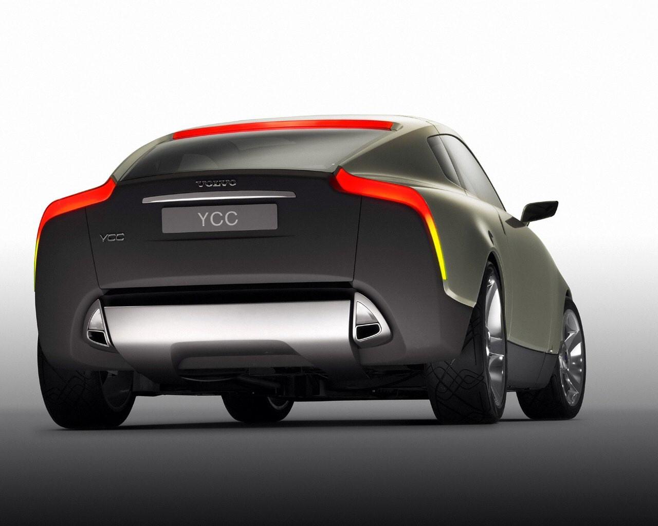 Volvo YCC Concept Car (2004)