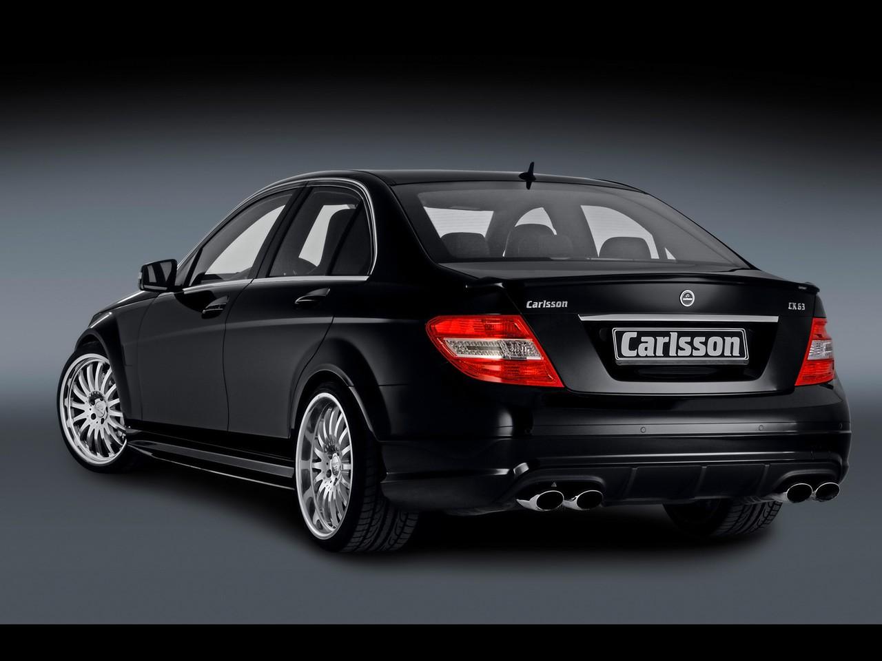 2009 Carlsson Mercedes CK63 S